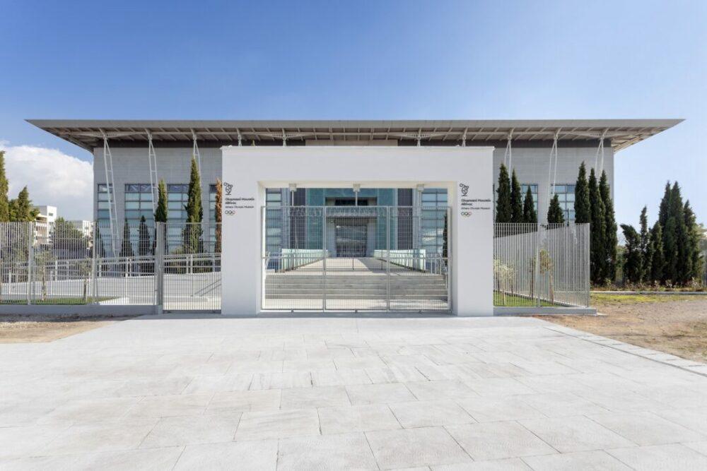 Το νέο Ολυμπιακό Μουσείο στο Μαρούσι